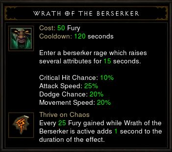 Diablo 3 Barbarian Clear Act 3 Fast Equipment and Skills ...