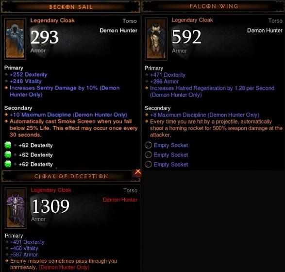 Demon Hunter Homing Rocket Build