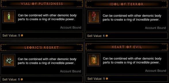 d3 infernal machine of putridness