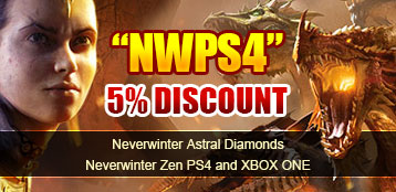Cheap Neverwitner Zen and Astral Diamonds PS4,XBOX ONE and PC at Neverwinterstore.com!